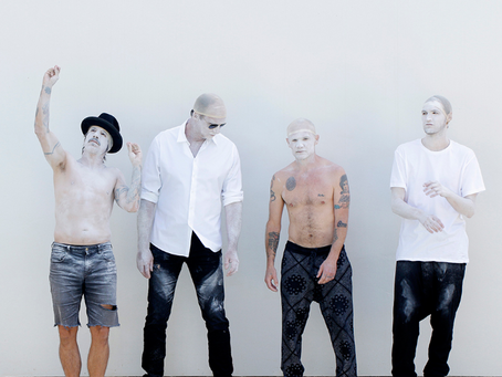 Rock in Rio anuncia Red Hot Chili Peppers para edição de 2019
