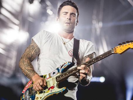 Rock in Rio: Maroon 5 contagia e domina seu público em sua 2° noite