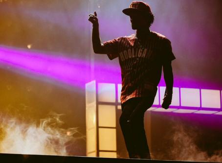 Bruno Mars se apresentará no Rock in Rio Lisboa