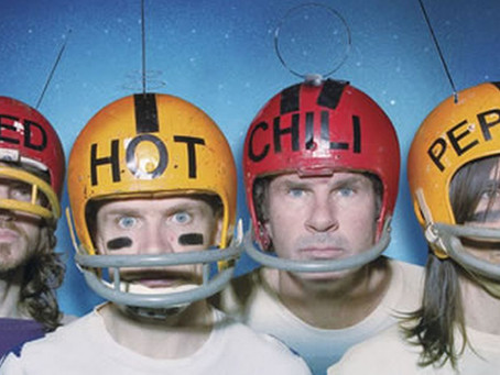 Red Hot Chili Peppers anuncia o retorno de John Frusciante