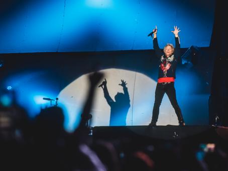 Com hard rock romântico e clássicos, o Rock in Rio foi de Bon Jovi