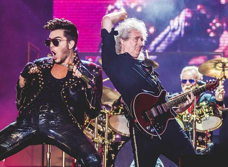 Queen e Adam Lambert devem integrar line-up do Rock in Rio 2021, revela jornalista