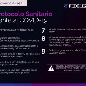 Protocolo de Seguridad Sanitaria COVID-19