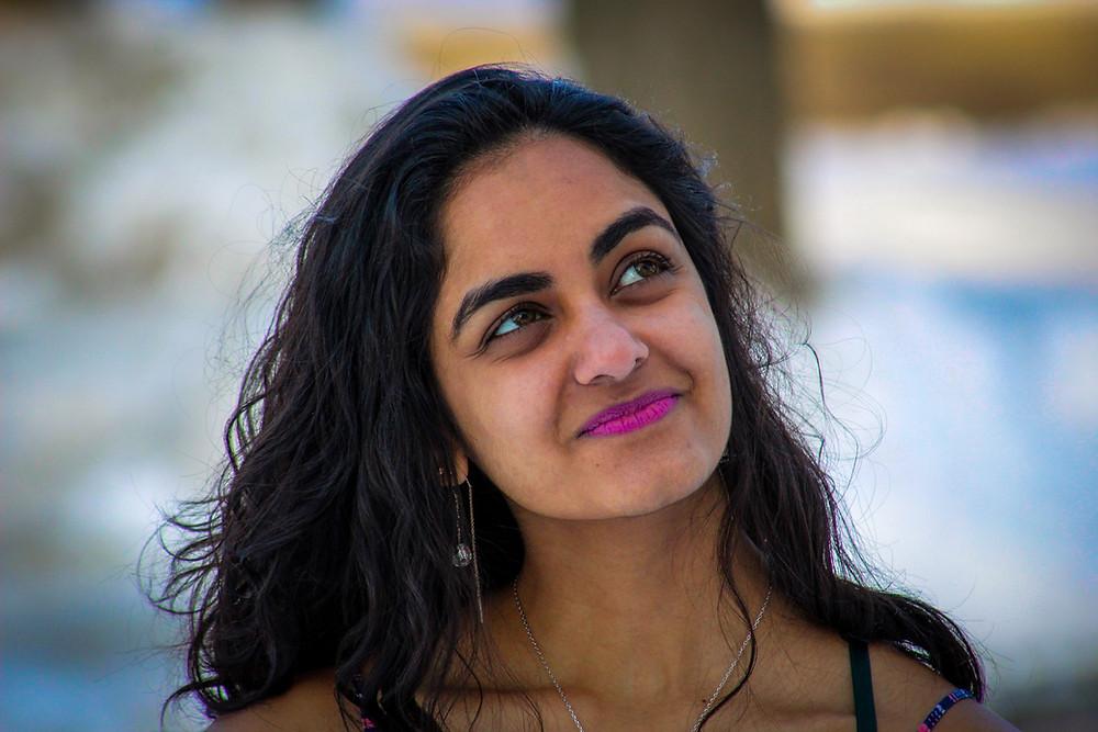 Raveena-Flor Lalwani, Embajadora LAINCO para Paraguay