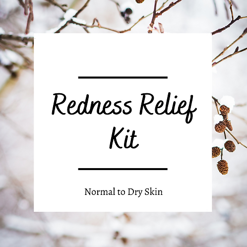 Redness Relief Kit - Normal to Dry Skin