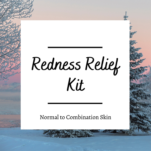 Redness Relief Kit - Normal to Combination Skin