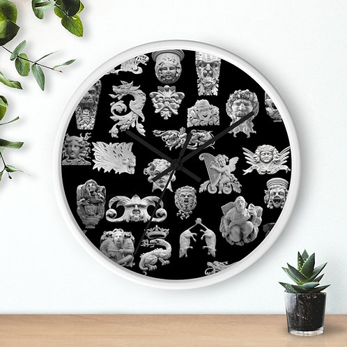 Faces of the Upper West Collage Wall Clock - UNIQUE!