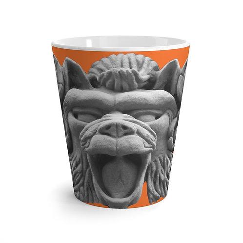"""Latte mug """"Hippy Monkey"""""""