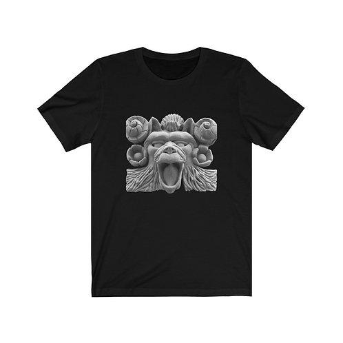 Unisex Jersey Short Sleeve Monkey Tee