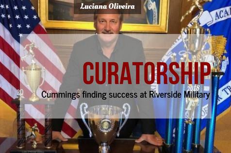 Cummings finding success at Riverside Military
