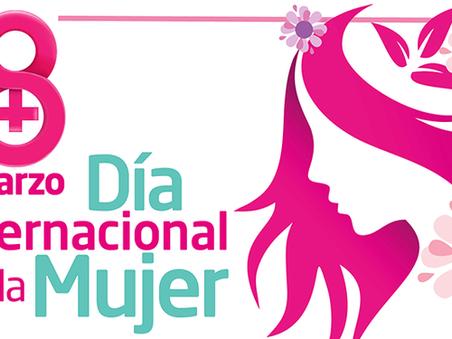 08 de marzo, Día Internacional de la Mujer