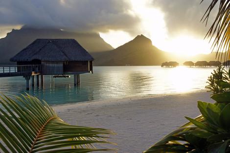 Tahiti, the place of dreams.