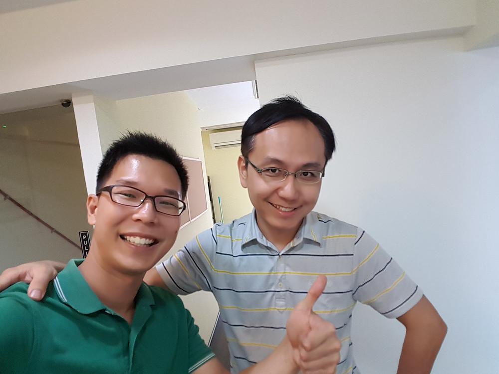 Legendary Math Tutor, Mr Jackie Lee