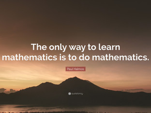 Favorite Quotes on Mathematics and Education
