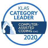 Fusion CAC is number 1 in KLAS for 2020.