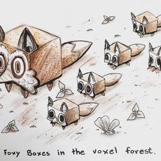 Foxy Boxs