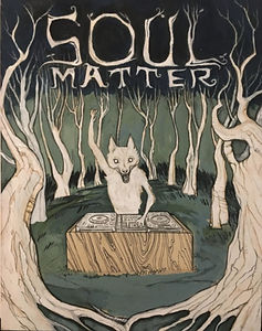 Record Album design by Kuro Cabra Studios for Soul Matter