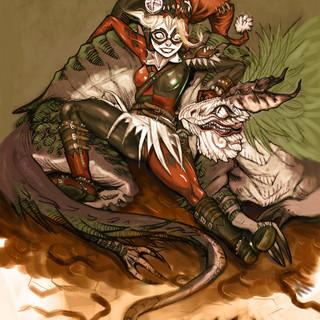 Harley Fantasy