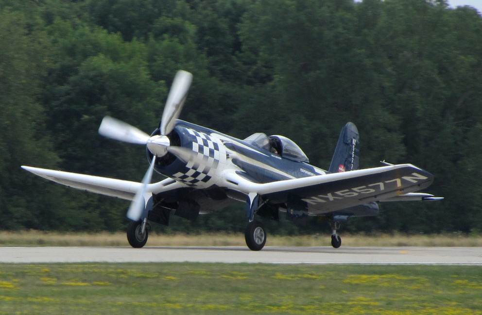 Goodyear F2G-2 Corsair