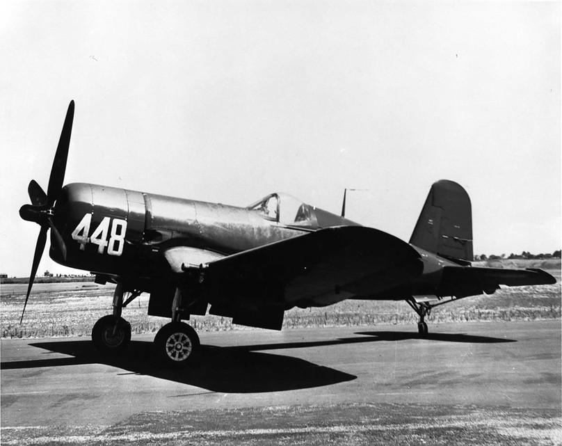Vought F4U-4C