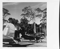 F4U-1A Vought Corsair -Lieutenant Junior Grade Ira Kepford, USNR