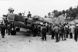 F4U-1A Vought Corsair