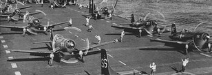 F4U-4 Corsair aircraft