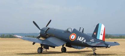 Ancien F4U-5NL Bu#124541 argentin modifié au standard F4U-7