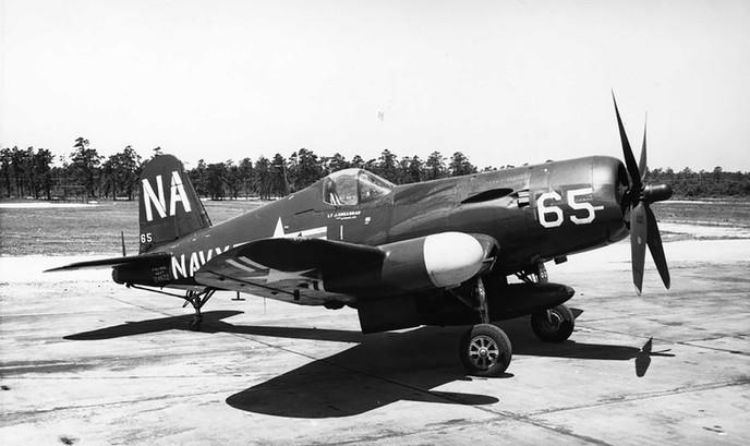 Vought F4U-5NL