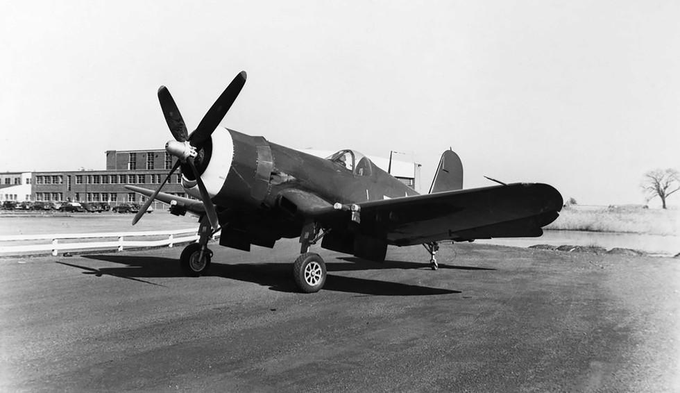 Vought XF4U-5  BuNo 97364