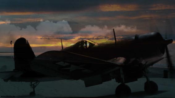 Art F4U-1D Corsair from jdsf4u.be