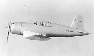 XF4U-1 Corsair 1443 – 8 October 1940