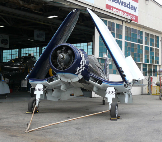 Goodyear FG-1 Corsair NX83JC / 67089/555 (c/n 67089) Sky Boss