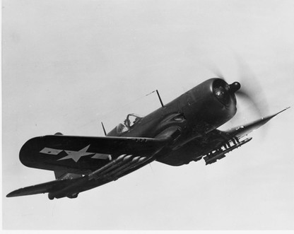 Vought F4U-4  Corsair