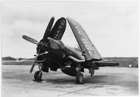 "Vought F4U-5 ""Corsair"" (Bu# 121796)"