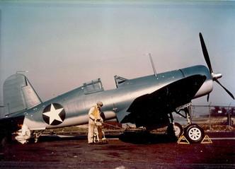 U.S. Navy Vought F4U-1 Corsair (BuNo 02172)