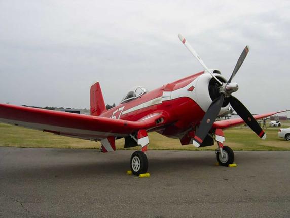 F2G-1 Corsair