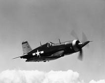 Vought XF4U-4 49763