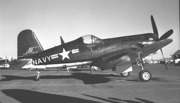 F4U-7 Vought Corsair n33693reno71