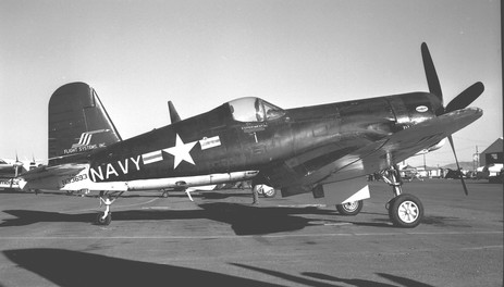 F4U-7 Vought Corsair n33693reno71