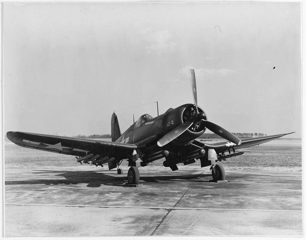 """Vought F4U-1C """"Corsair"""""""