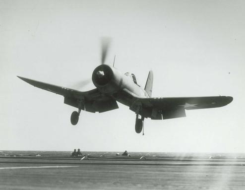 F4U-1 Vought Corsair