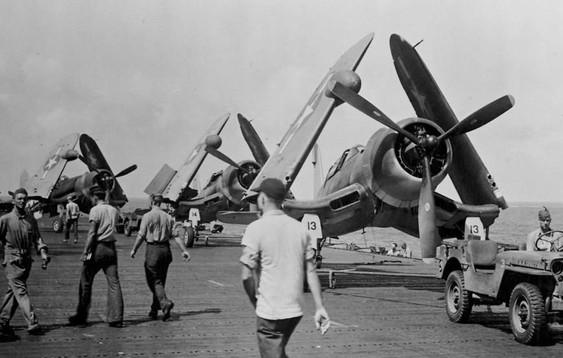 F4U-2 Vought Corsair