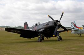 Vought Corsair F4U-7 BuNo 124541