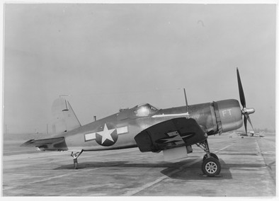 "Vought F4U-1 ""Corsair"" (Bu# 17930)"