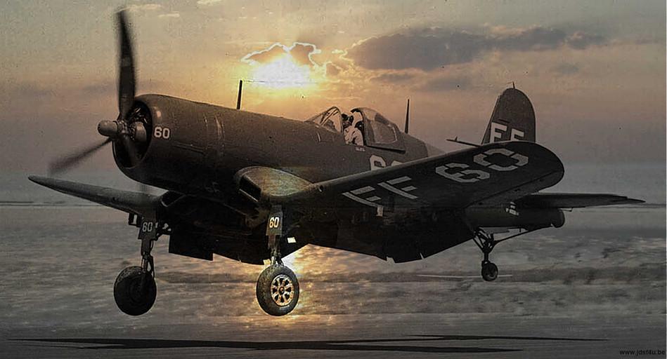 Art F4U Corsair from jdsf4u.be