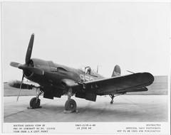 "Vought F4U-5N ""Corsair"" (Bu# 121852)"