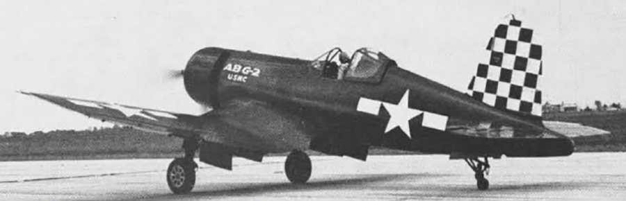 Goodyear-produced FG-1A Corsair