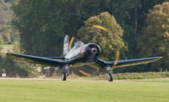 Eric Goujon/Red Bull Vought F4U-4 Corsair, reg. OE-EAS