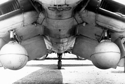 US Marine Corps F4U-1 Corsair fighter